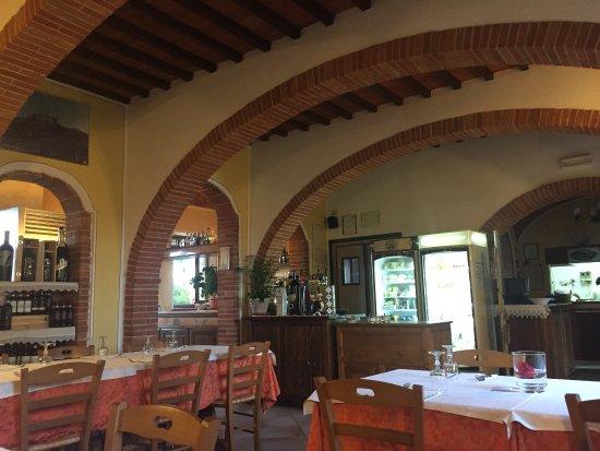 Pizzeria-Trattoria Napoli del'Albergo la Foresteria: photo1.jpg