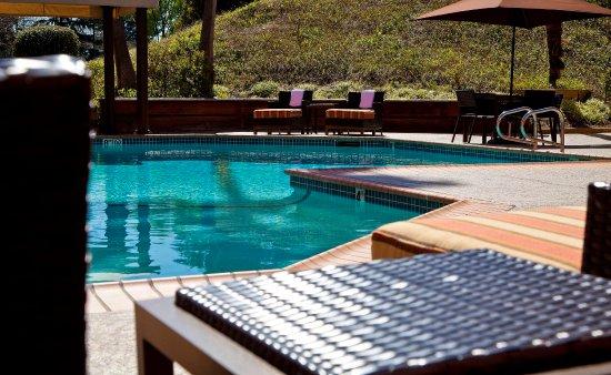 Κόνκορντ, Καλιφόρνια: Pool Sun Loungers