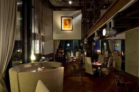 Hilton Sao Paulo Morumbi: Canvas Restaurant