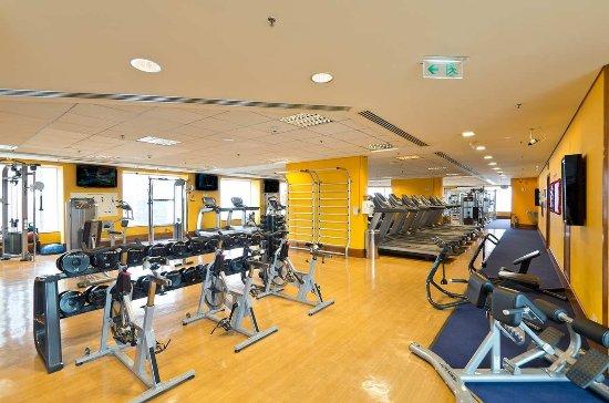 Hilton Sao Paulo Morumbi: 24h Fitness Center