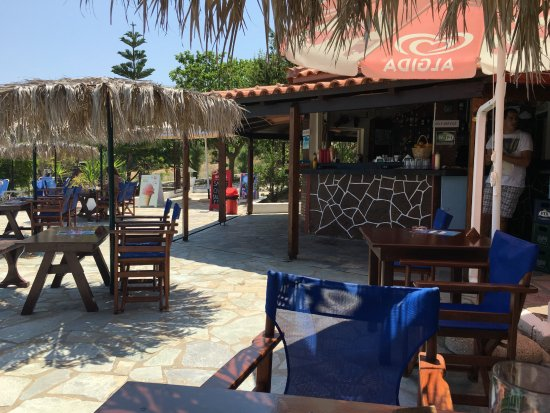 Ано-Василикос, Греция: Caretta Bar.
