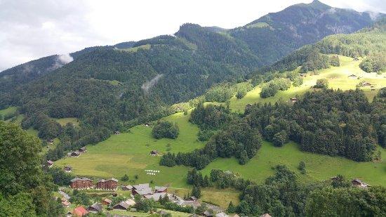 Val-d'Illiez, Suiza: Beau sejour