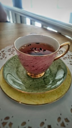 Cranbrook, UK: Loose leaf tea