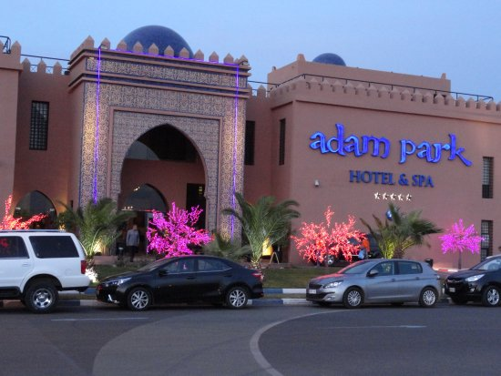 adam park marrakech hotel spa morocco reviews photos price comparison tripadvisor. Black Bedroom Furniture Sets. Home Design Ideas