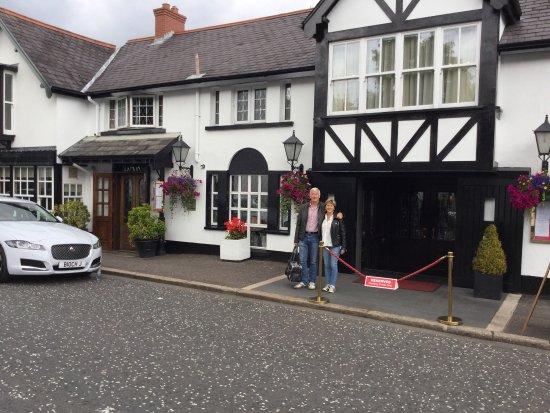 Crawfordsburn, UK: Great lunch spot