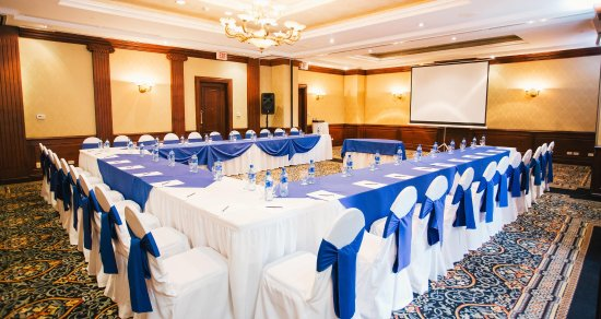Hilton Princess Managua: Meeting Space