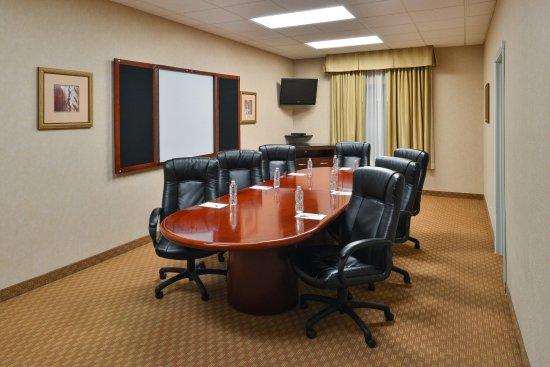 Hampton Inn & Suites Tacoma-Mall: Meeting Room