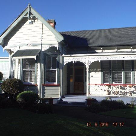 Robertson House: la maison trop belle de john