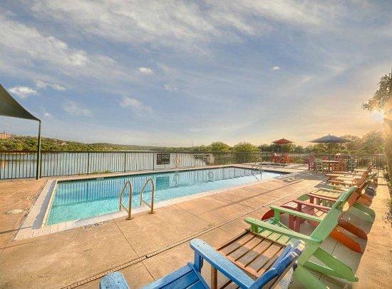 Marble Falls, Teksas: Pool