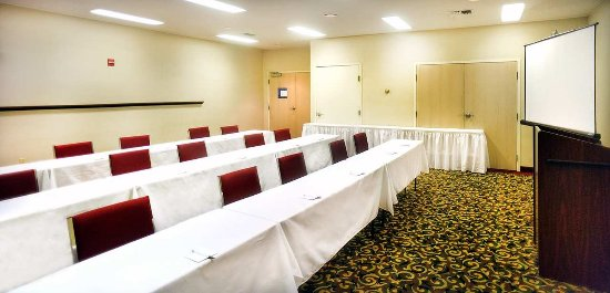 Marble Falls, TX: Hampton inn Conference Room