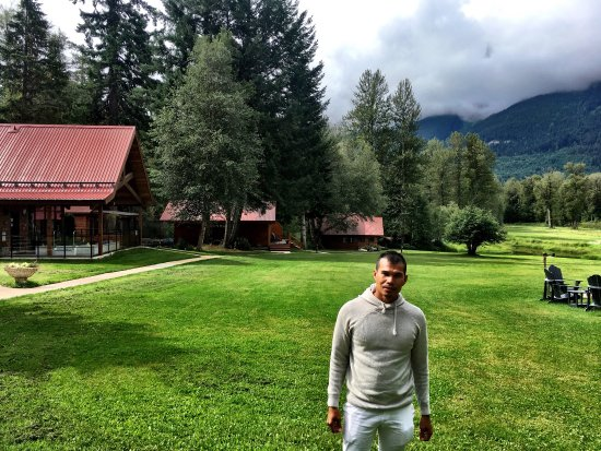 Bella Coola, Canada : Tweedsmuir Park Lodge