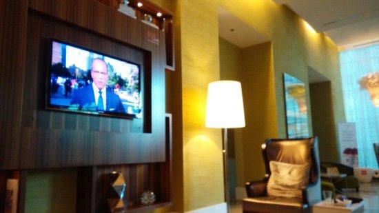 Renaissance Arlington Capital View Hotel: Excelente