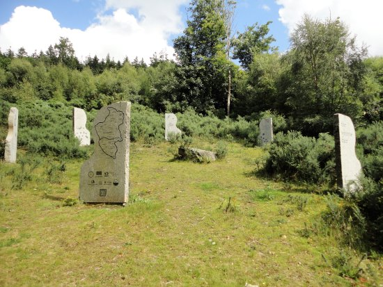 Creetown, UK: Balloch Wood Stone Circle