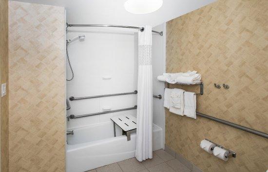 Hampton Inn & Suites Jacksonville South-St. Johns Town Center Area: Acc Tub