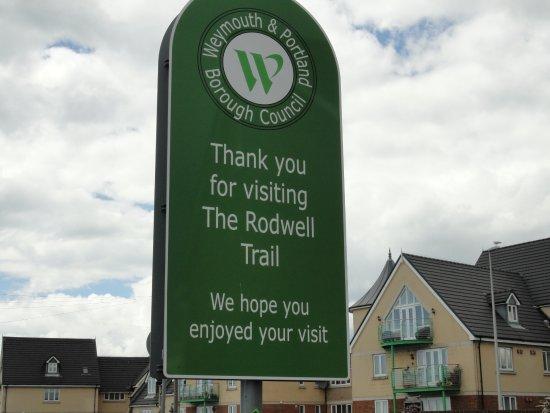 Weymouth, UK: The Rodwell Trail