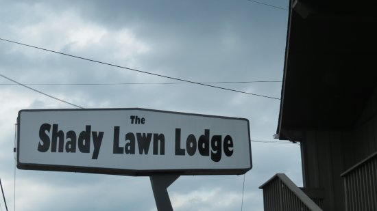 Фотография The Shady Lawn Lodge