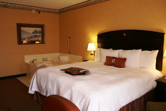 Carrollton, KY: King Whirlpool Room