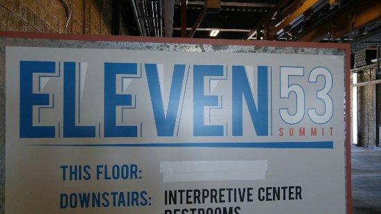 Eleven53 Interpretive Center: 20160713_112417_large.jpg