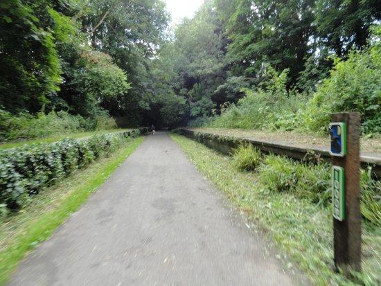 Weymouth Portland Railway Walk