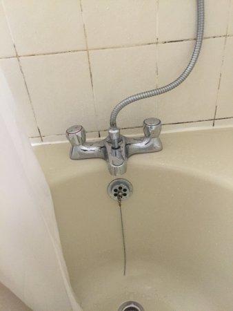 Auldgirth, UK: Shower/Mixer taps