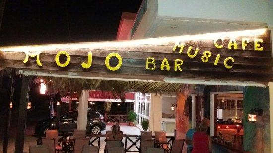 Mojo bar picture of mojo bar analipsi tripadvisor for Mojo restaurant