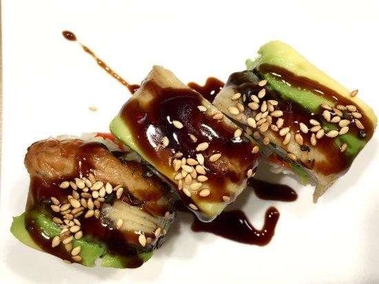 Ochi no Sushiya: Dragon Roll