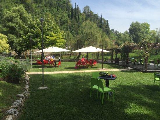Posta Fibreno, Italia: Lago Chiaro Chalet