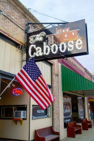 ‪Caboose Bar and Grill‬