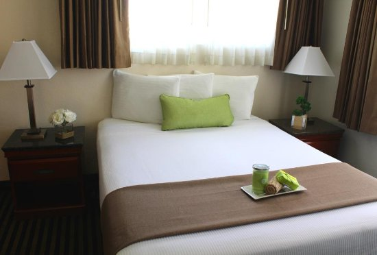 Marina Inn and  Suites: Queen bedroom