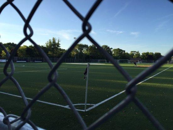 Glendale, WI: Soccer field