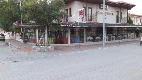 Turtle Inn : Galaksy otel restorant