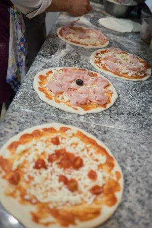 Villa Melody: pizz