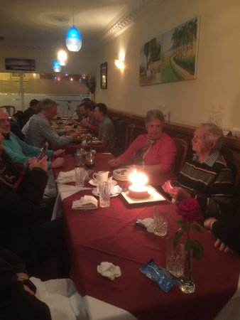 Chesham, UK: Rajasthan Restaurant