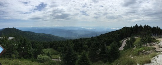 Burnsville, Carolina del Nord: View from the Summit
