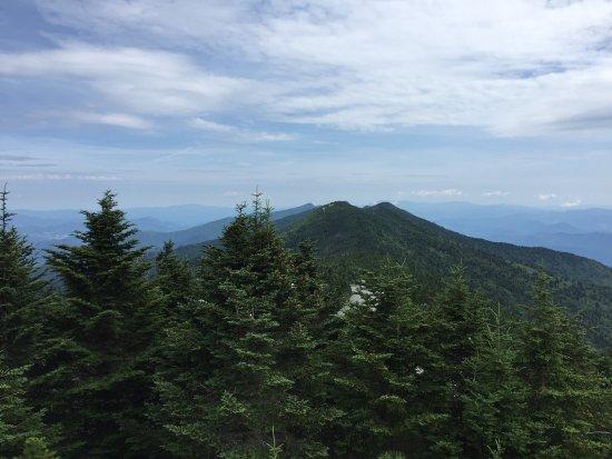 Burnsville, Северная Каролина: Summit View