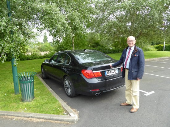 Bmw Of Murray >> Murray And The Bmw Picture Of Albion Bayeux Tripadvisor