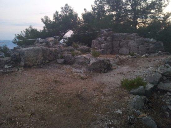 Yesiluzumlu, Turquía: kadyanda antik kenti (yeşilüzümlü, fethiye)-kent surları