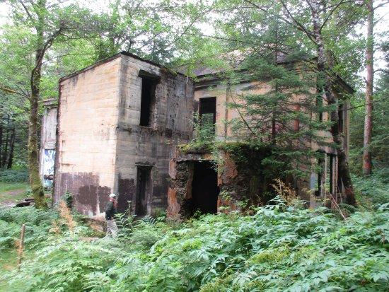 Douglas, AK: ruins