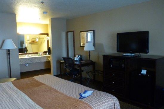 Fortuna, Californie : Roomy!