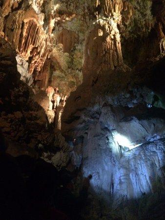 Queretaro, Meksyk: Formaciones en la gruta