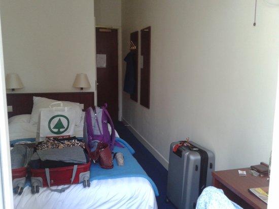 Hotel Alexander: HABITACION PEQUEÑA