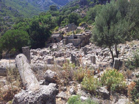 Pinara Antique City