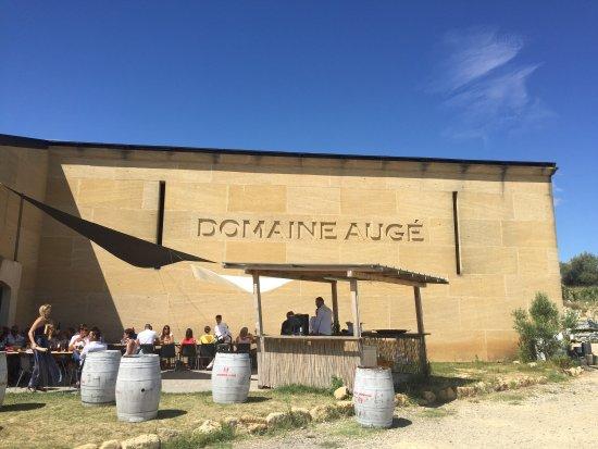 Boujan sur Libron, Prancis: Domaine Augé