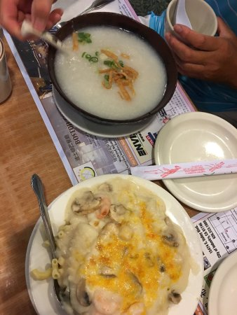 Hacienda Heights, Kaliforniya: Fish Fillet Porridge