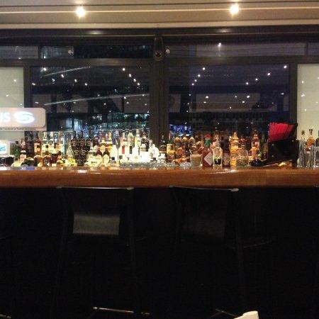 Bar area Bild från STIXX Bar & Grill, Warszawa Tripadvisor