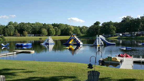 Rio, WI: Silver Springs Campsites