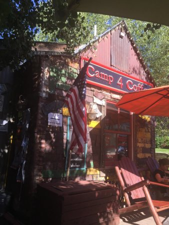 Camp 4 Coffee : Great stop for coffee!