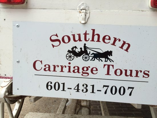 Natchez, MS: Call and make a reservation