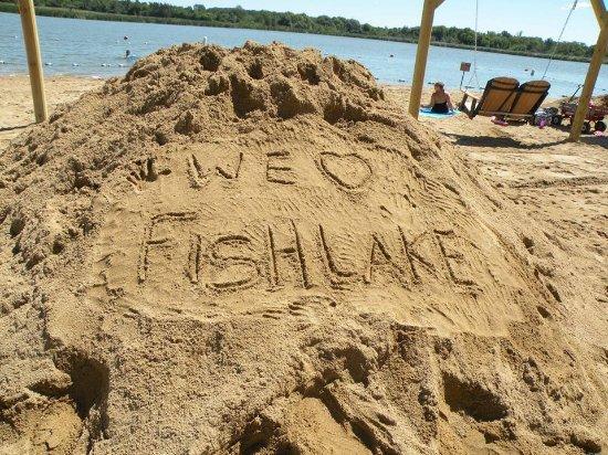 Fish Lake Beach Camping Resort