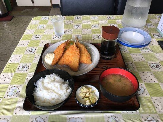 Higashiomi, Giappone: ミッチー食堂